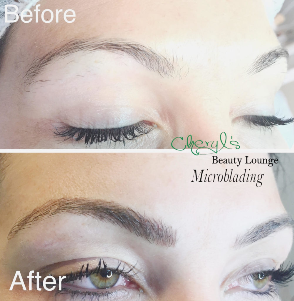 eyebrow microblading near seattle wa, eyebrow microblading in everett